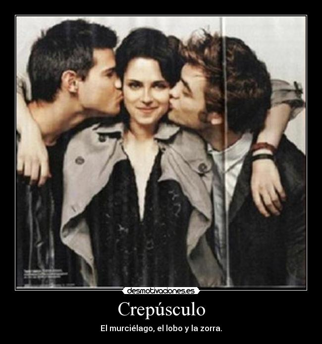CREPUSCULO, TRUE BLOOD Y THE VAMPIRE DIARIES tambien desmotivan