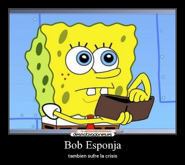 Bob Esponja y mierda de arena
