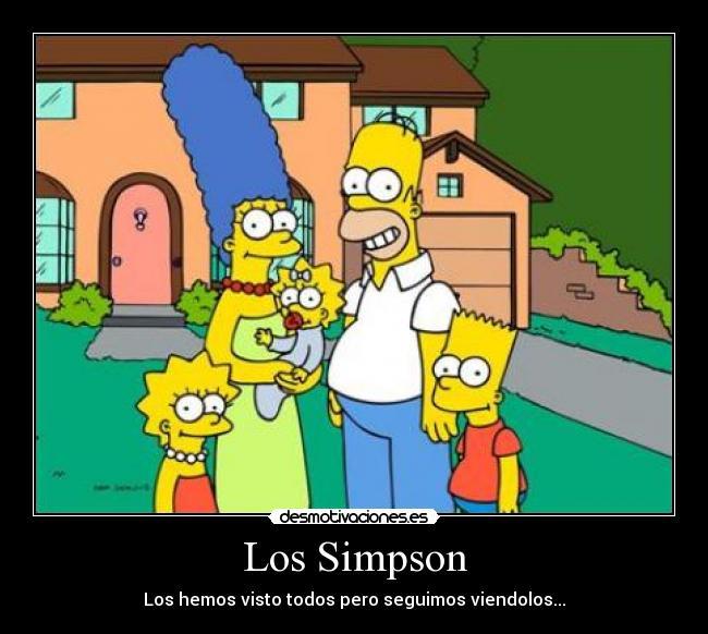 Desmotivaciones de Los Simpsons!!