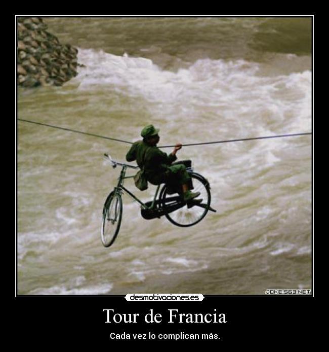 carteles ciclismo desmotivaciones