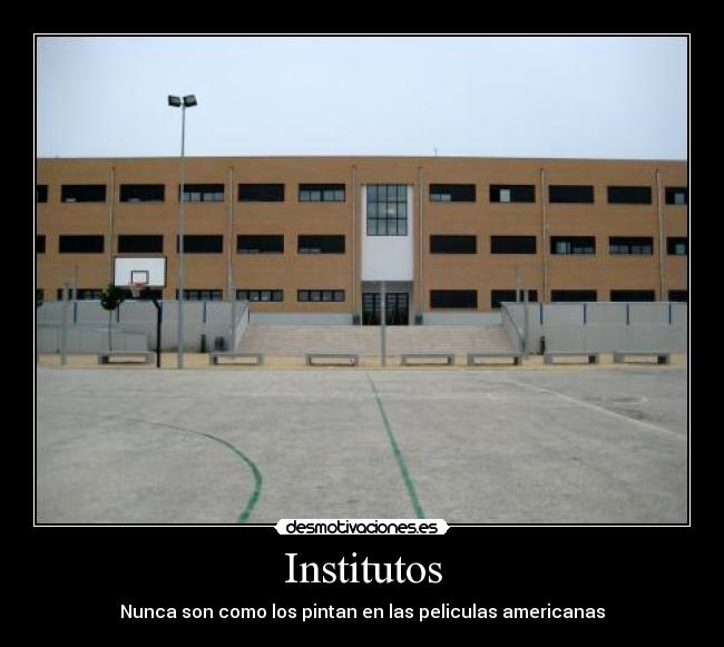 Institutos -