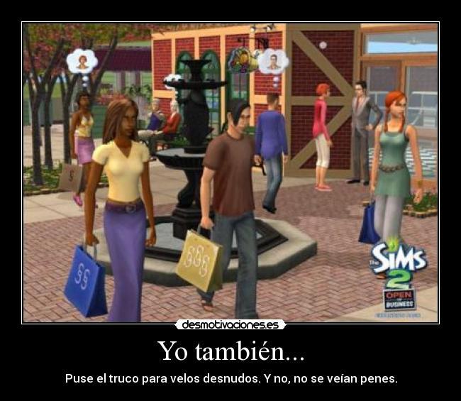 Los Sims Sexo Desnudo - esbiguznet