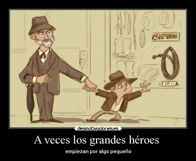 carteles indiana jones harrison ford sean connery aventurero aventuras indy desmotivaciones
