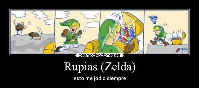 Rupias en Twilight Princess