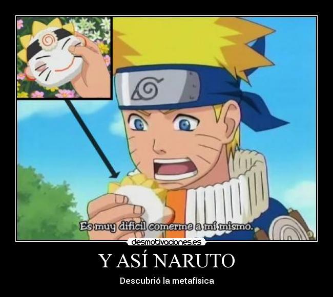 Naruto desmotivaciones