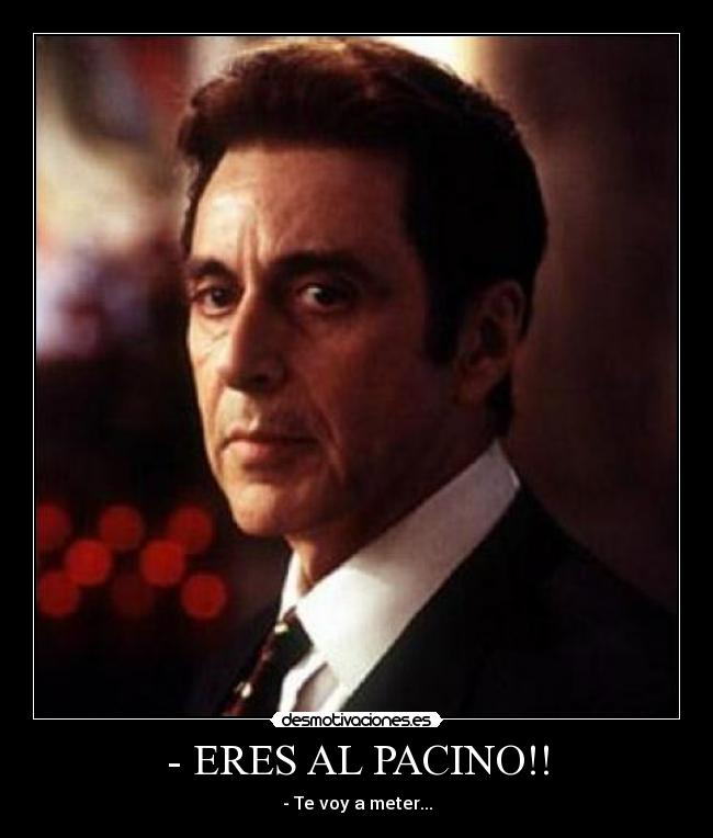 The Gallery For Gt Al Pacino Memes
