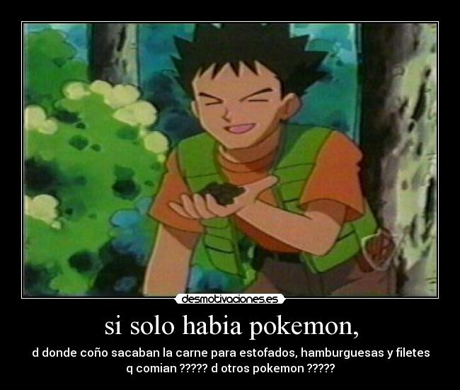 carteles pokemon pokemon filete desmotivaciones