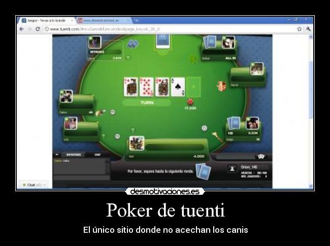Listas de los mejores sitios de poker - Lista de poker