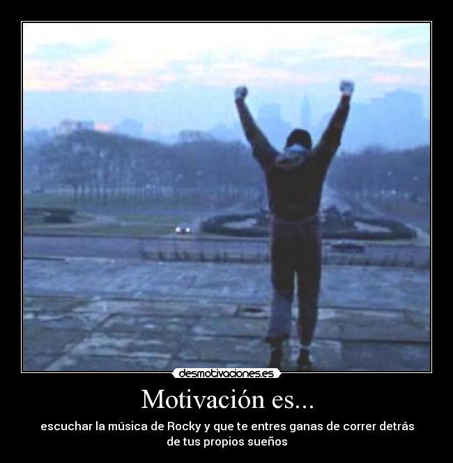 Motivación Es Desmotivaciones
