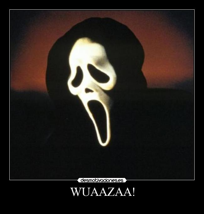 carteles scream scarymovie1 desmotivaciones