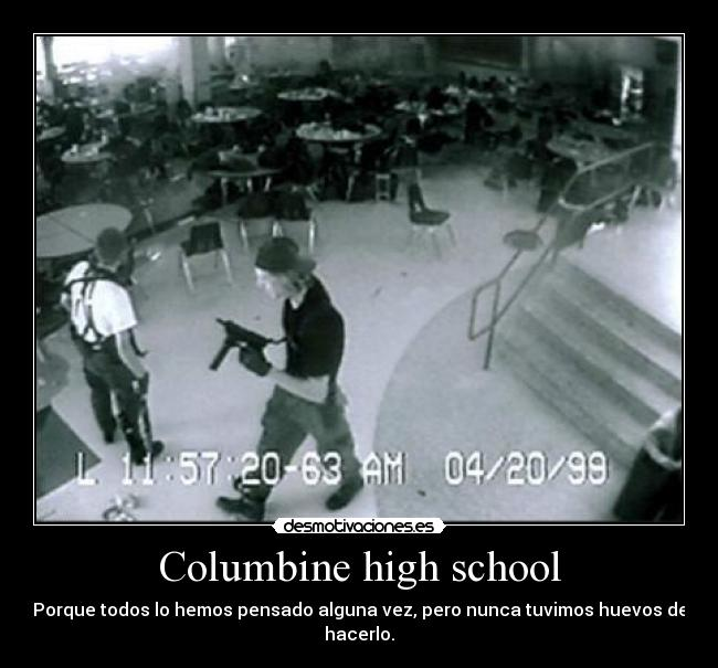Columbine High School Shooting: Top Columbine High School Images For Pinterest Tattoos