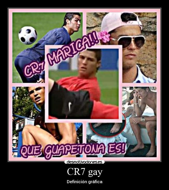Cr7 Gay