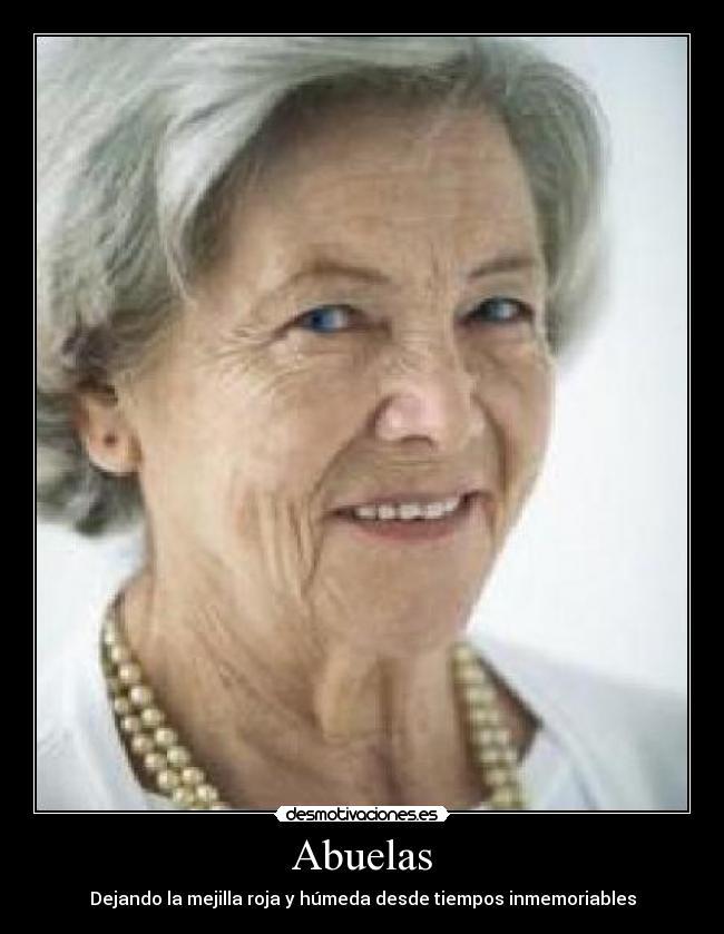 Abuela, te ame, te amo y te voy a amar... te extraño...