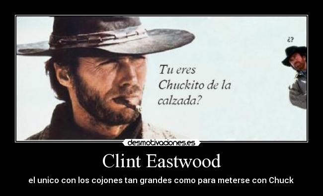 frases de clint eastwood