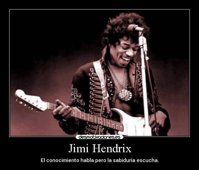 50 desmotivaciones del Rock y Heavy Metal part. 1 JimiHendrix_3