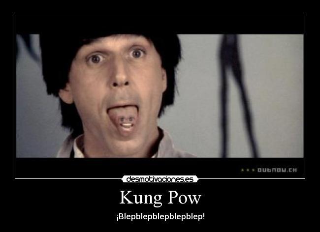 """""""Philosopher c'est apprendre à mourir"""" (Platon) Lengua_Kung_Pow"""