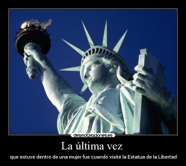 Im genes y carteles de estatua pag 21 desmotivaciones for Interior estatua de la libertad