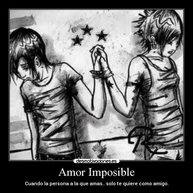 Fuentes de Información - Amor imposible (Relato-Propio).-