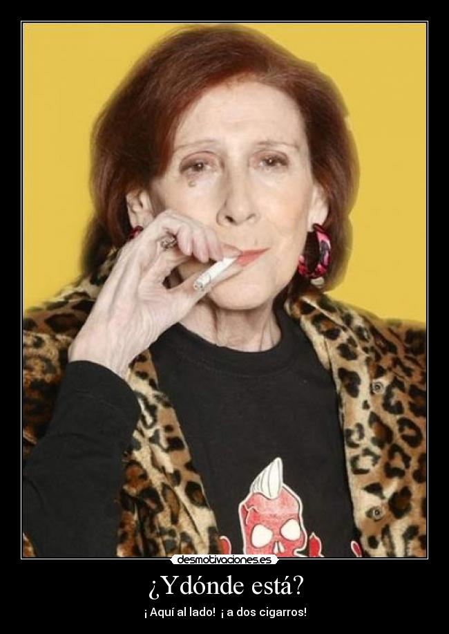 carteles maribi bilbao cigarros desmotivaciones