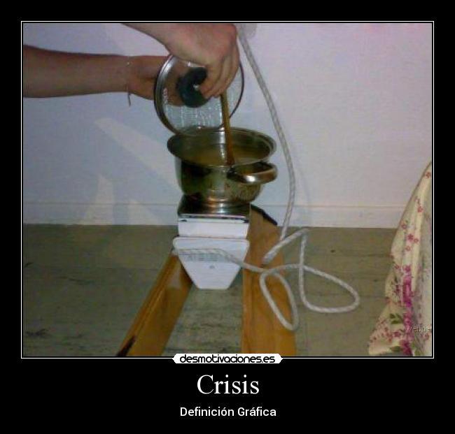 carteles crisis zapatero rajoy gobierno fail definicion grafica risa desmotivaciones