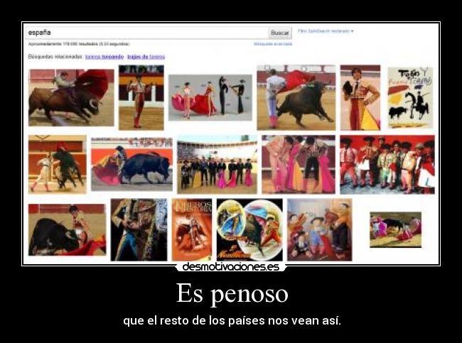 carteles espana toreros google imagenes desmotivaciones