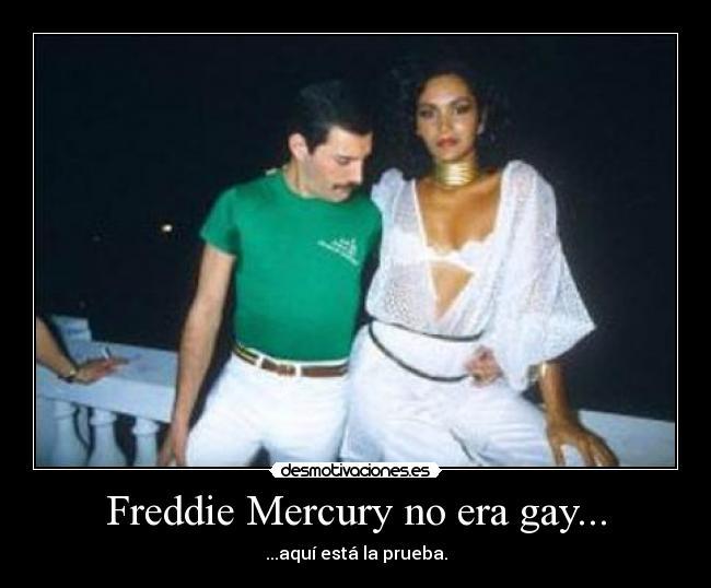era gay freddie mercury
