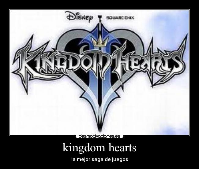 kingdom hearts -