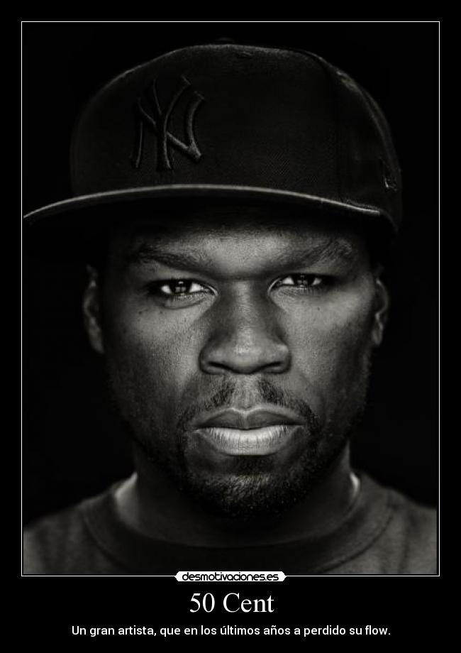 50 Cent Desmotivaciones