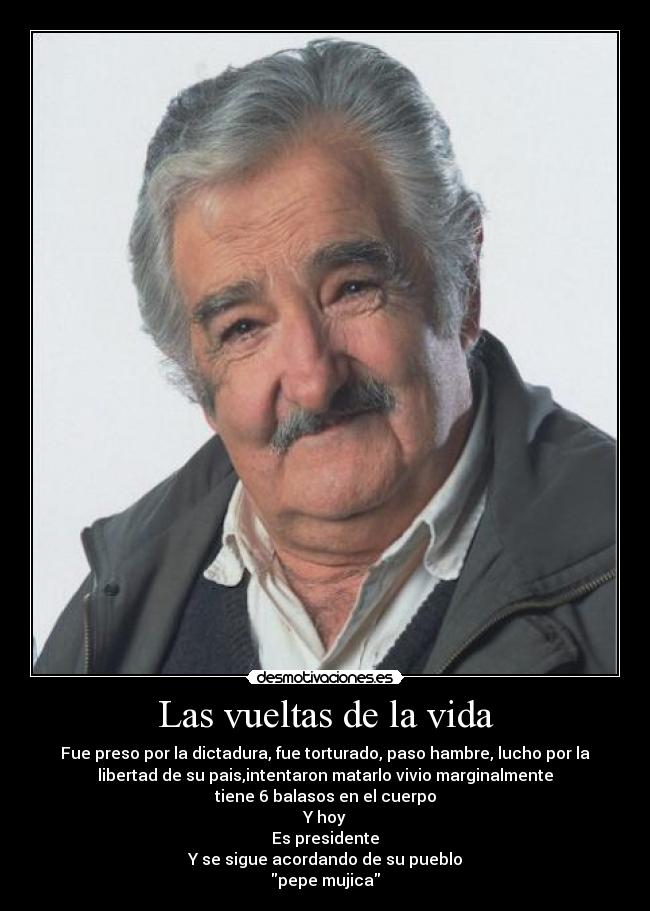 Realmente sabes quien es Jose Pepe Mujica ?