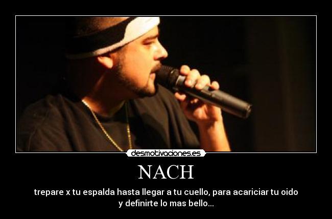 de canciones de nach amor libre: