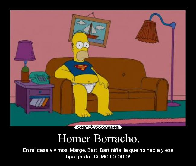 Desmotivaciones Homero Hincha De Boca   Real Madrid Wallpapers