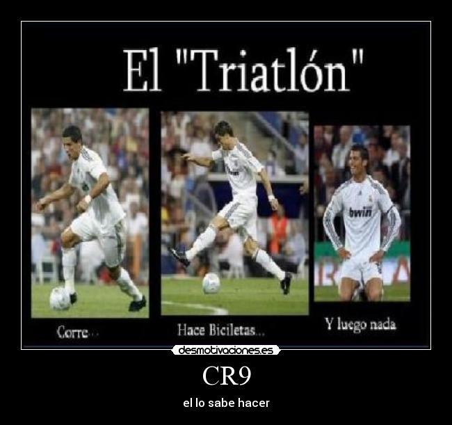 carteles lazaro13 triatlon cr9 desmotivaciones
