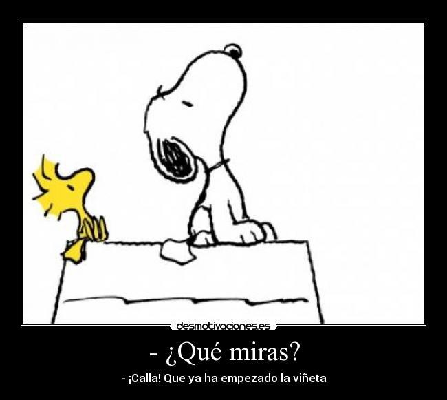 Snoopy Con Frases Bonitas Imagui