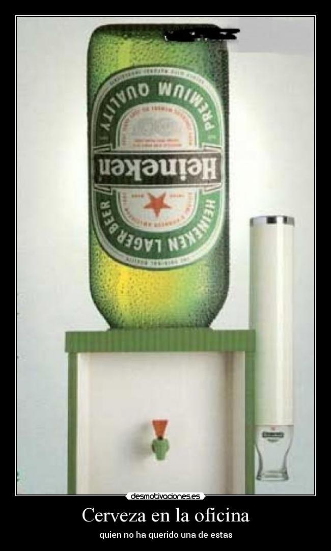 Im genes y carteles de cerveza pag 198 desmotivaciones for Besos en la oficina 2