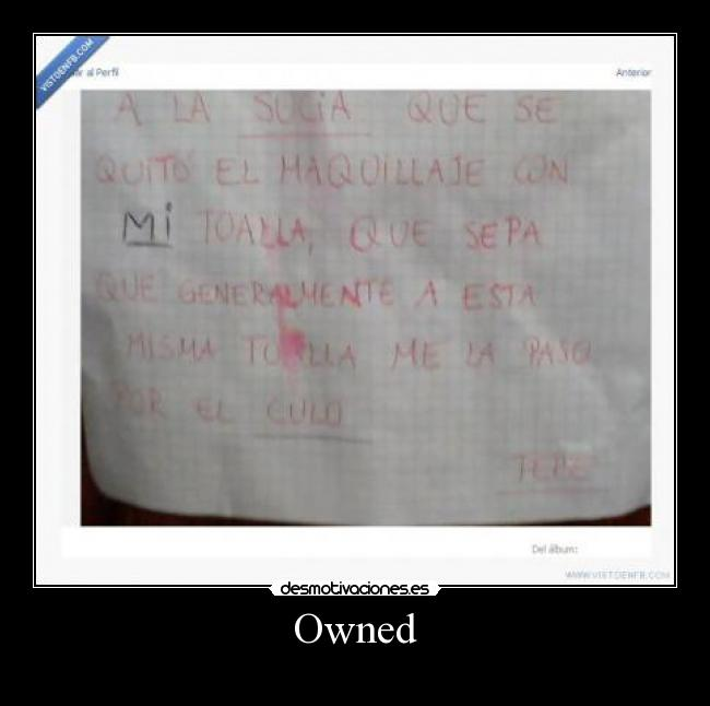 Owned -