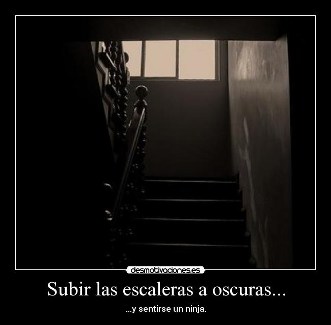 the gallery for subir escaleras