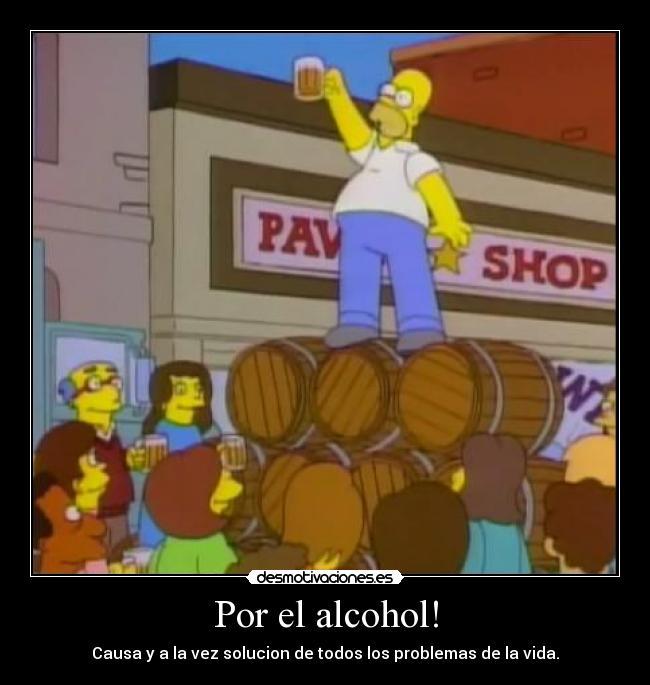 Con el alcoholismo toman en el ejército