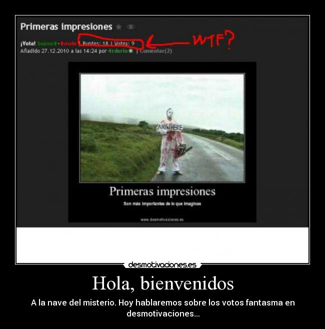 Related pictures carteles y desmotivaciones de wtf