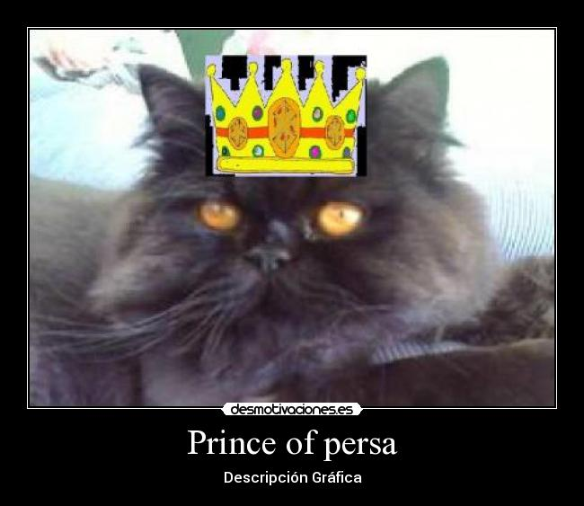 Prince of persa -