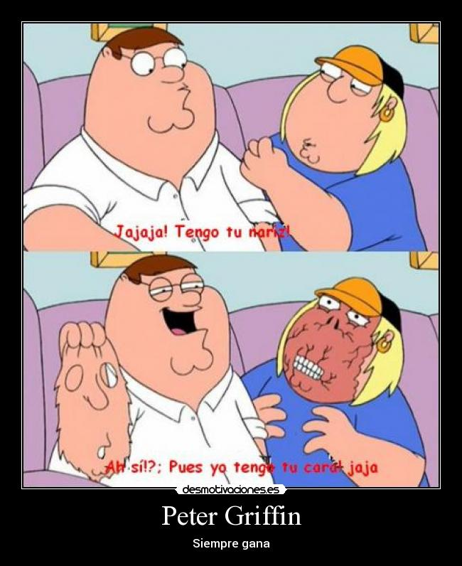 Peter Griffin -