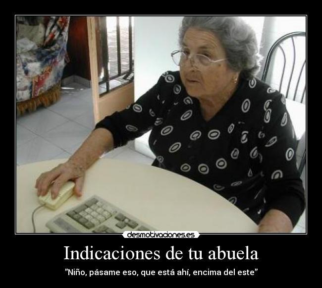 tú abuela