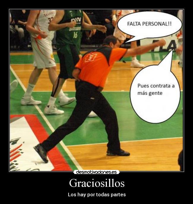 carteles baloncesto graciosillos desmotivaciones