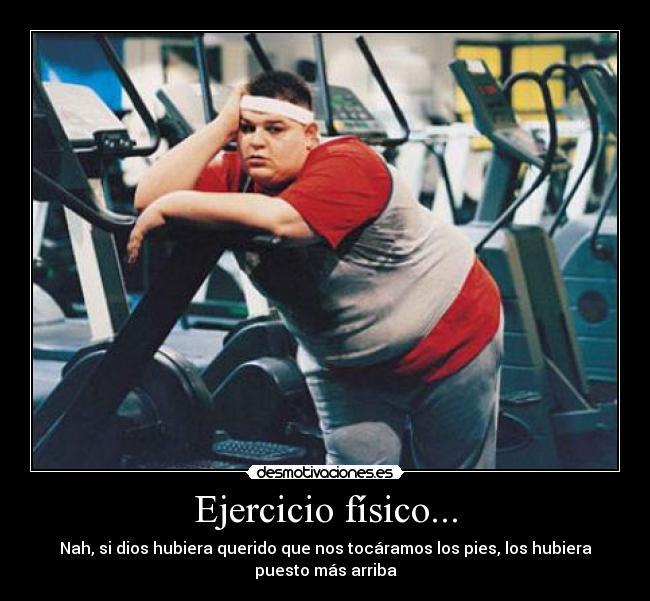 Expectativa vs realidad como luzco haciendo ejercicio for Ejercicio fisico