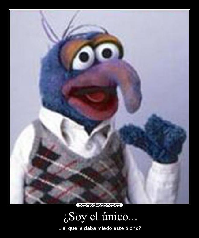 Sesame Street Gonzo