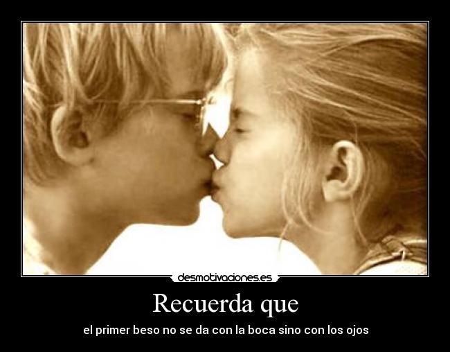 llego besarte: