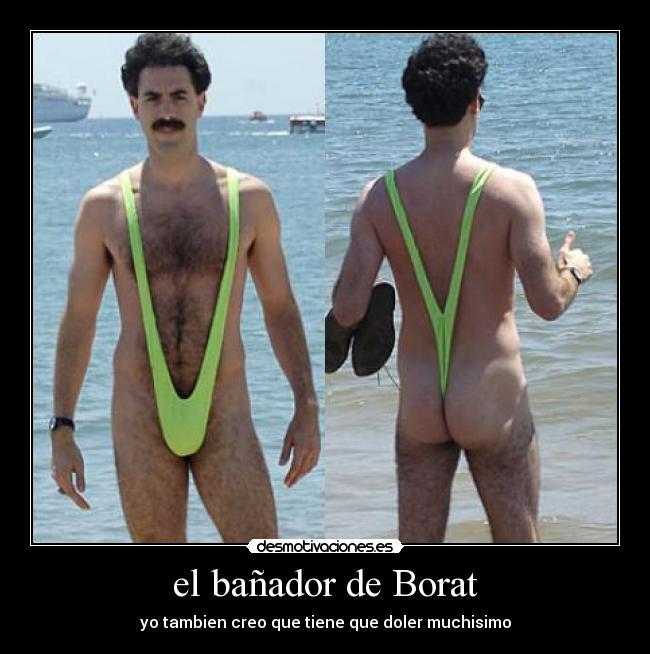 BoratDesmotivaciones Bañador El Bañador De El Bañador El BoratDesmotivaciones De LMUzGqjVSp