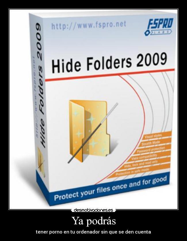 Hide Folders v3 5 20 615.
