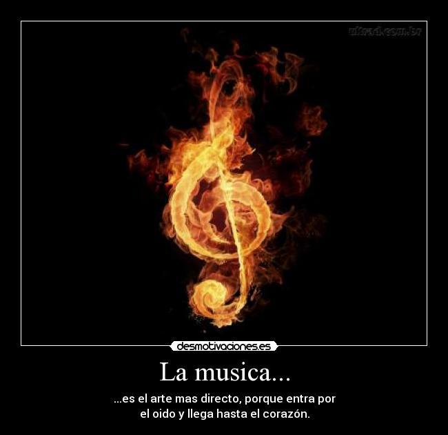 La Musica - Desmotiva