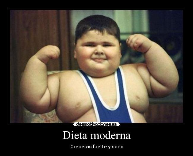 carteles desmotivacion dieta moderna desmotivaciones