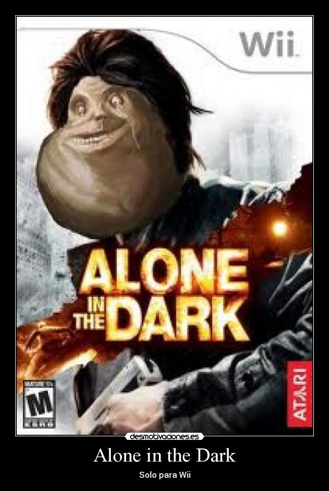 Alone in the Dark - Solo para Wii